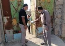توزیع ماسک در خوزستان   نفت آنلاین