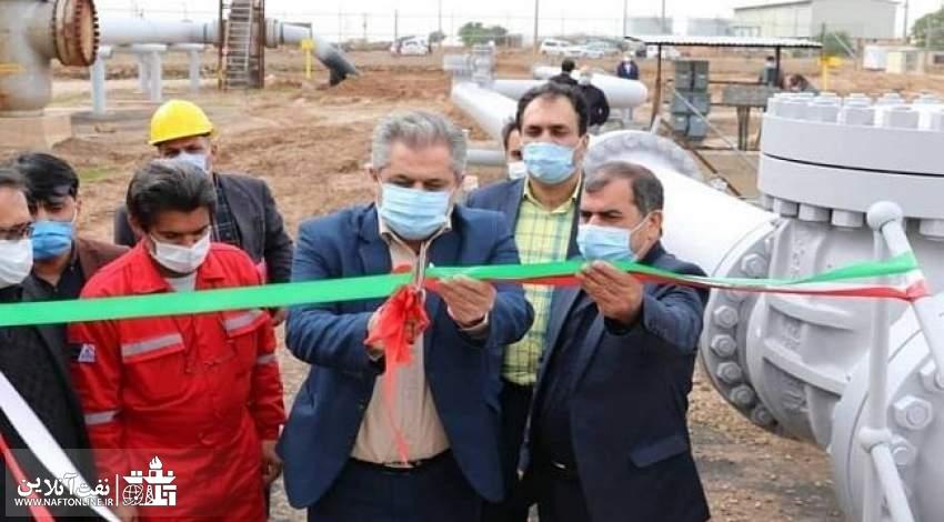 افتتاح خط لوله انتقال نفت سنتزی | نفت آنلاین