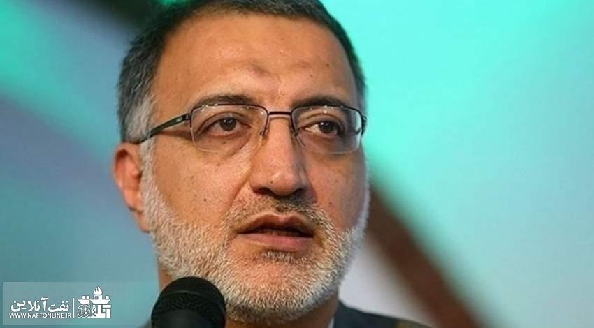 دکتر زاکانی | نماینده مجلس | نفت آنلاین