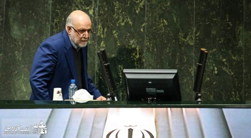 بیژن نامدار زنگنه وزیر نفت | نفت آنلاین