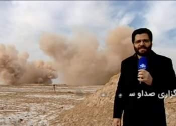 دانلود فیلم حمله موشکی سپاه