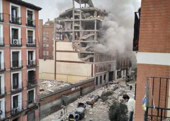 انفجار در اسپانیا | مادرید