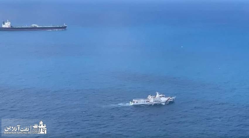 محل دقیق نفتکش توقیف شده ایران در اندونزی   نفت آنلاین