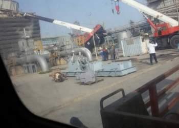 تصویری که خبرگزاری ایپنا از این حادثه منتشر کرد | نفت آنلاین