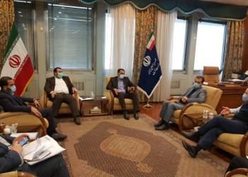 تصویری از دیدار مجمع نمایندگان استان خوزستان با وزیر نفت | نفت آنلاین