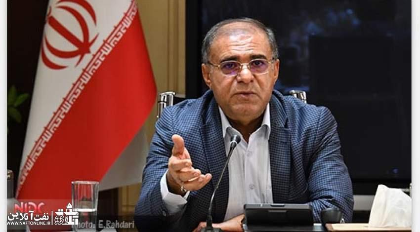 مهندس سید عبدالله موسوی   مدیرعامل شرکت ملی حفاری ایران   نفت آنلاین