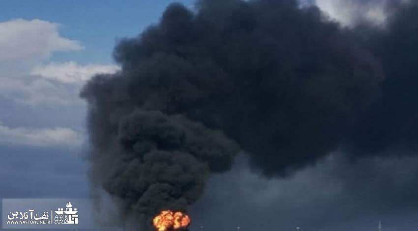 انفجار یک شرکت پتروشیمی در اسراییل | نفت آنلاین