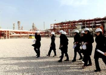 بانوان صنعت نفت | نفت آنلاین | عکاس : علی سلیمانی