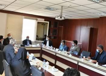 جلسه امور ایثارگران شرکت ملی حفاری ایران | نفت آنلاین