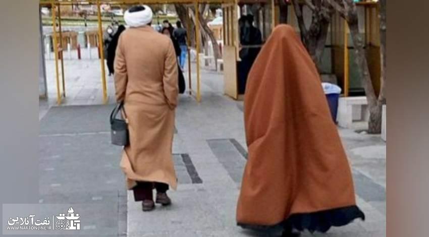 عاشقانه یک روحانی برای همسرش