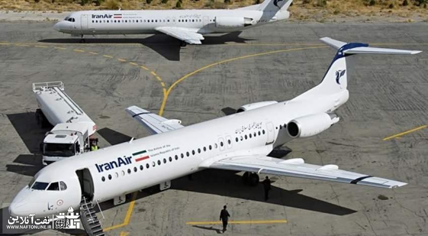 هواپیما ربایی در مسیر اهواز مشهد