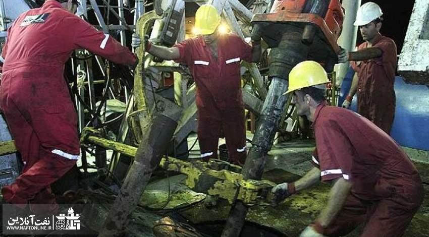 کارکنان شرکت ملی حفاری ایران | نفت آنلاین
