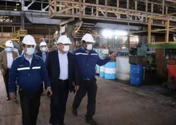 بازدید پورهنگ از گروه ملی صنعتی فولاد ایران | نفت آنلاین