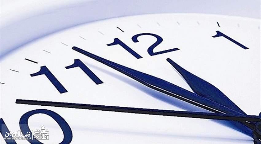 جنجال تغییر ساعت رسمی کشور