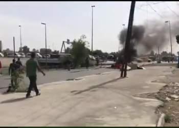 انفجار تروریستی در عراق