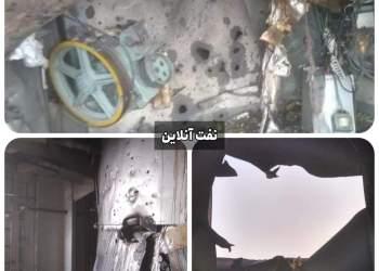 تصاویر حمله موشکی به کشتی اسرائیلی در دریای عرب | تصاویر از کانال اخبار سوریه