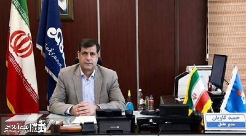 مهندس حمید کاویان   شرکت بهرهبرداری نفت و گاز مارون