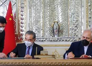 امضای قرارداد ۲۵ ساله ایران و چین | نفت آنلاین