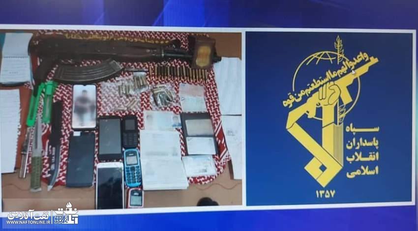 انهدام یک تیم تروریستی در خوزستان