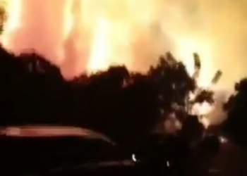 فیلم انفجار وحشتناک در یک پالایشگاه نفتی | نفت آنلاین