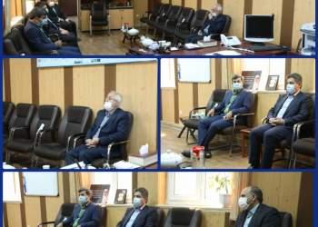 حضور مدیرعامل نفتخیز جنوب در حوزه بسیج شهید تندگویان | نفت آنلاین