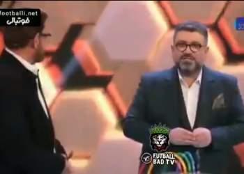 شوخی ناپسند فیروز کریمی با رضا عنایتی