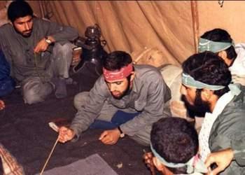 سریال گاندو و شهید سرلشکر اسماعیل دقایقی