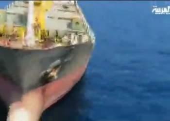تصاویر و فیلمی از کشتی ساویز | این کشتی امروز در دریای سرخ مورد حمله قرار گرفت