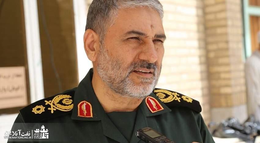 سردار شاهوار پور تحریم شد