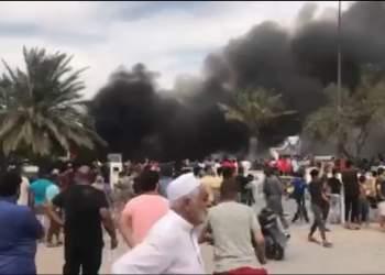 انفجار در شهرک صدر بغداد