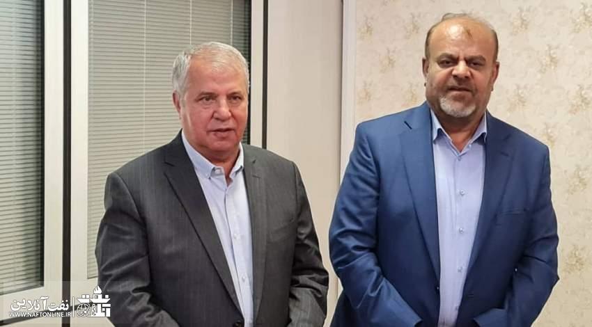 تصویر ژنرال و سلطان در کنار هم | نفت آنلاین