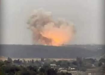 دانلود انفجار مهیب در اسرائیل   فیلم