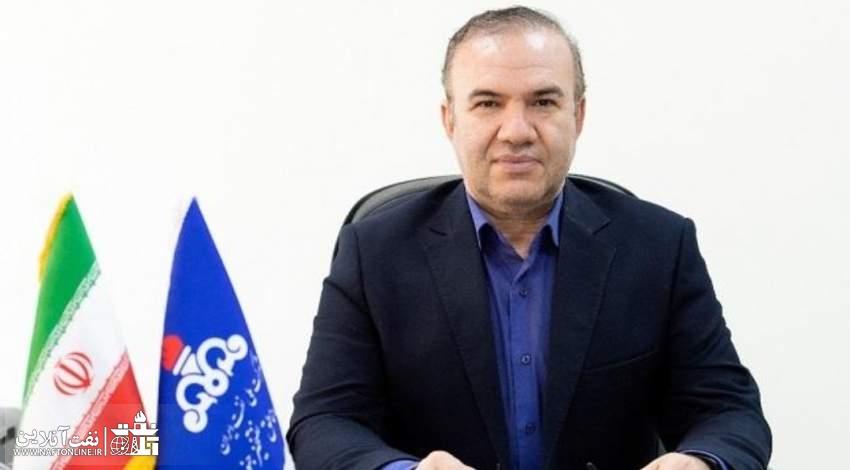 غلامرضا نورانی سرپرست جدید مدیریت تولید مناطق نفتخیز جنوب | نفت آنلاین