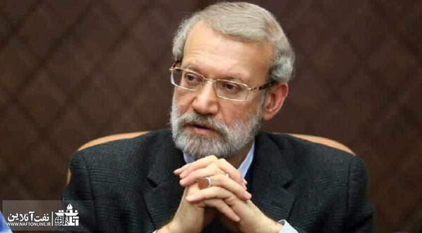لاریجانی و انتخابات ریاست جمهوری ۱۴۰۰