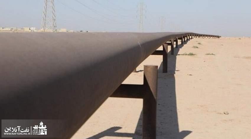 خط لوله جدید گاز | نفت آنلاین