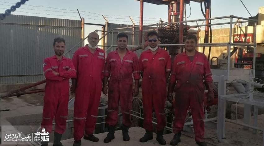 کارکنان عملیاتی شرکت ملی حفاری ایران   نفت آنلاین