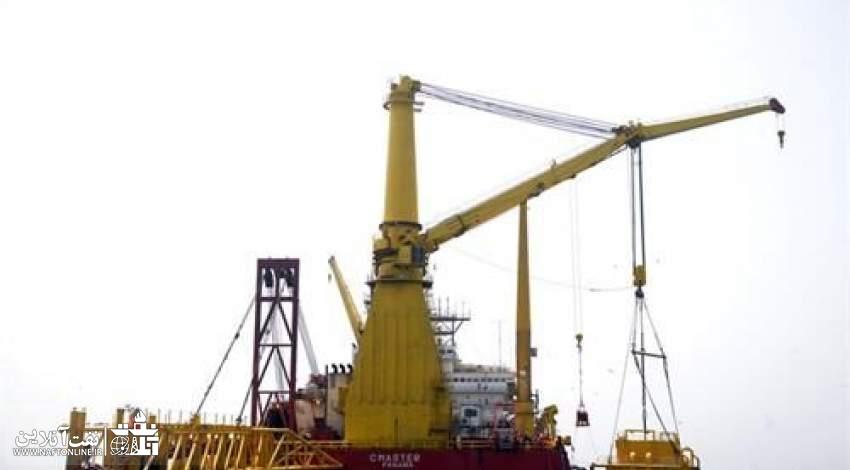 پایانه نفتی جاسک   نفت آنلاین