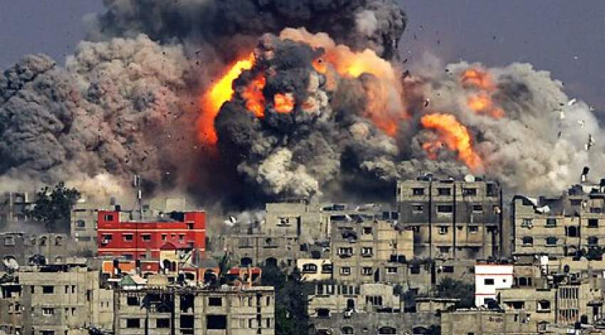 انفجار در شمال اسرائیل