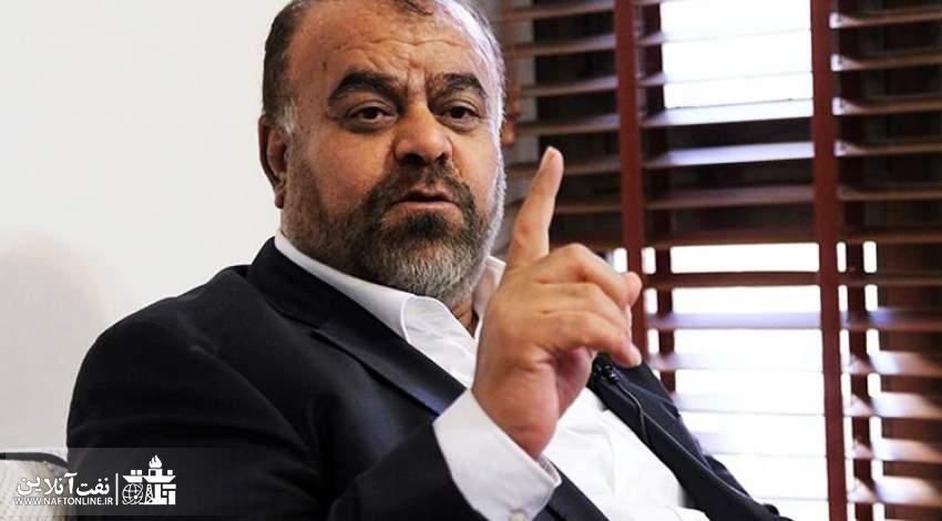 رستم قاسمی | وزیر سابق نفت