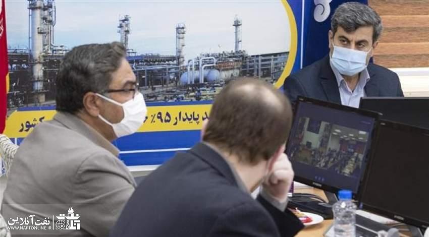 مهندس احمد محمدی   شرکت ملی مناطق نفتخیز جنوب