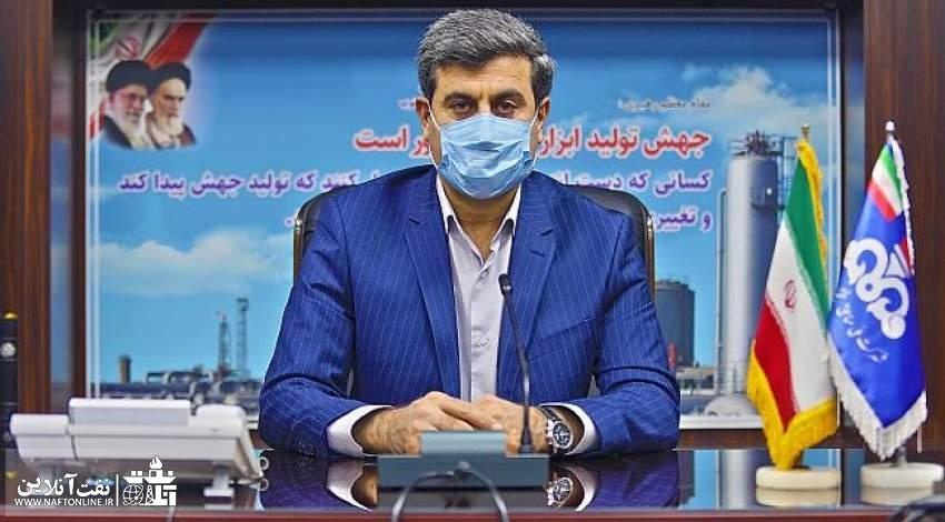 مهندس احمد محمدی | شرکت ملی مناطق نفتخیز جنوب