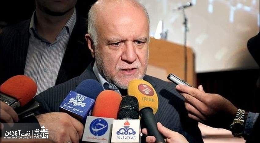 بیژن زنگنه   وزیر نفت دولت دوازدهم