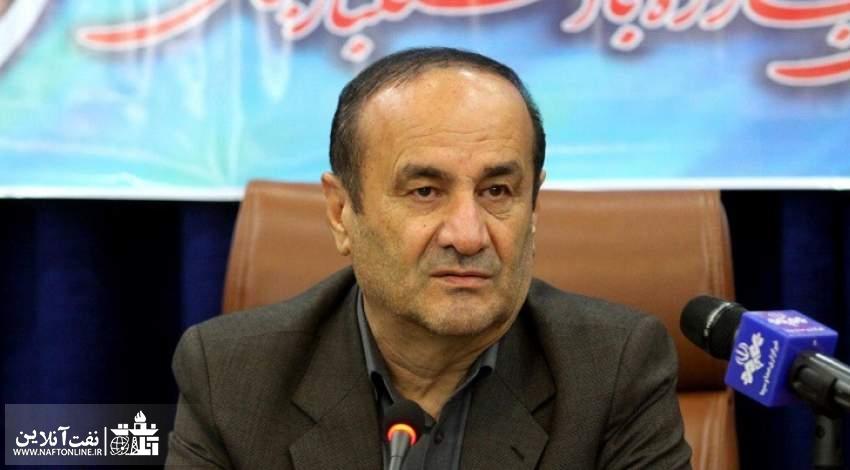 قاسم سلیمانی دشتکی | استاندار خوزستان