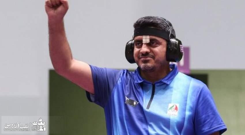 جواد فروغی | قهرمان المپیک توکیو