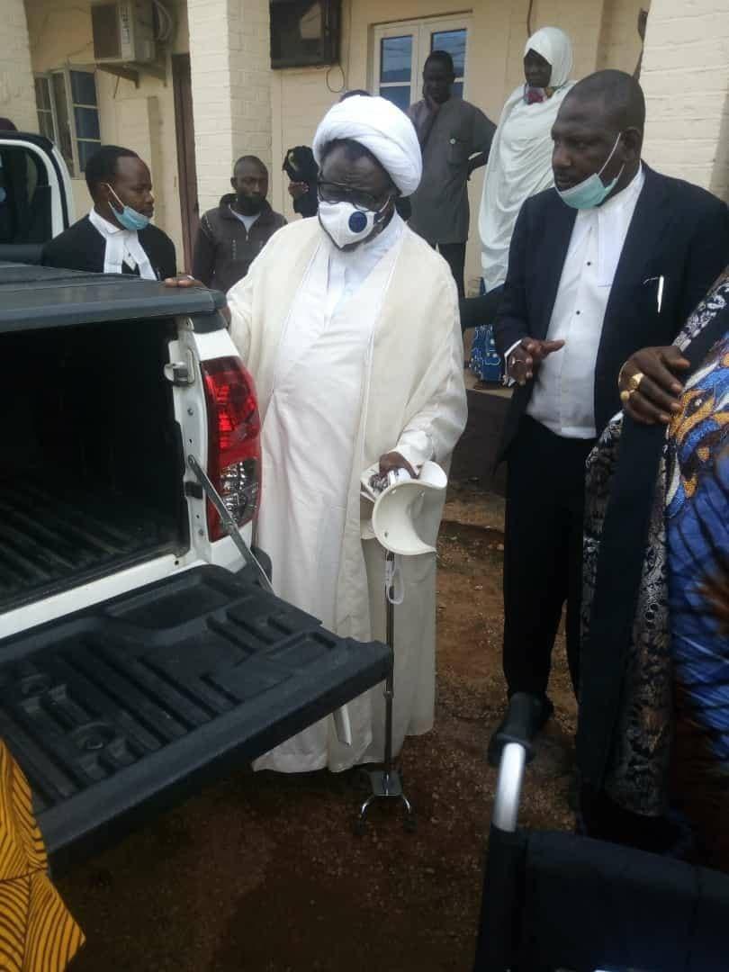 رهبر شیعیان نیجریه آزاد شد