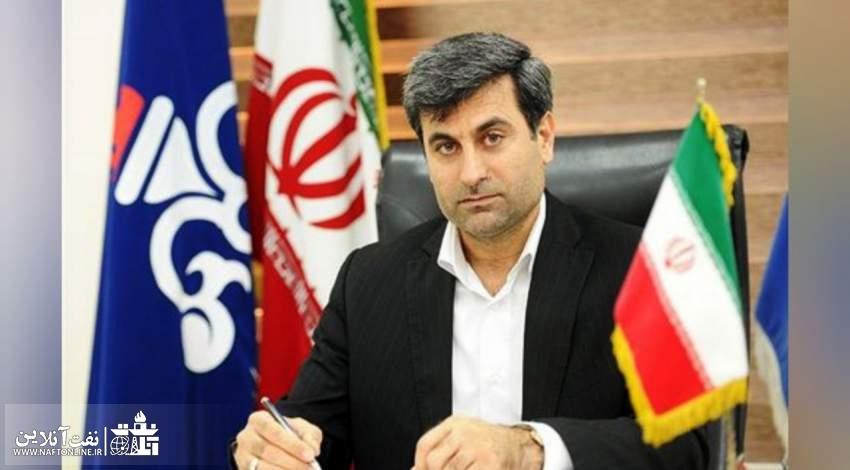 مهندس احمد محمدی مدیرعامل شرکت ملی مناطق نفتخیز جنوب | نفت آنلاین