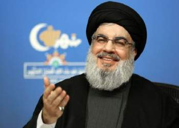سید حسن نصرالله | دبیر کل حزبالله لبنان | نفت آنلاین