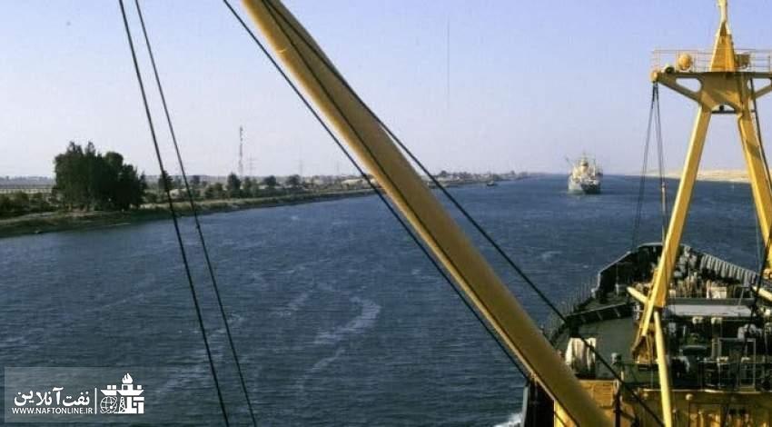 بسته شدن کانال سوئز | نفت آنلاین