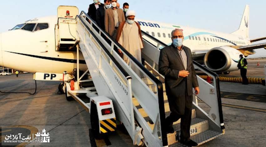 سفر وزیر نفت به ترکمنستان | عکس تزئینی است | نفت آنلاین