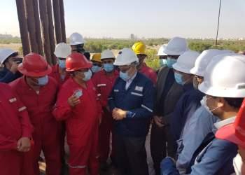 جواد اوجی   دستگاه حفاری ۲۵ فتح   اهواز   نفت آنلاین